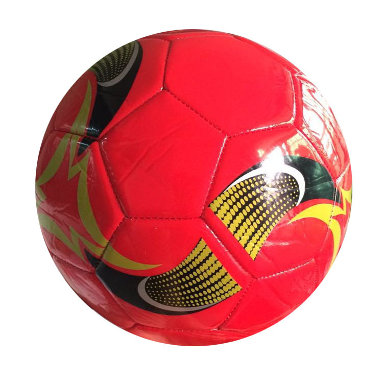 High Quality And Low Price PVC Machine Sewn Football Sports For No. 5 Football