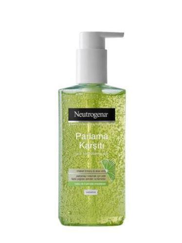 Neutrogena anti-glare facial cleansing gel 200 ml 1