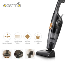Original Deerma Portable Handheld Vacuum Cleaner Household Silent Vacuum Cleaner Strong Suction Home Aspirator Dust Collector