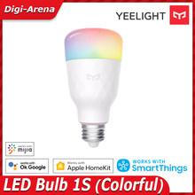 Yeelight Smart LED Bulb Smart Lamp 1S/1SE Colorful Lamp 800/650 Lumens E27 For mi home App Google Assistant
