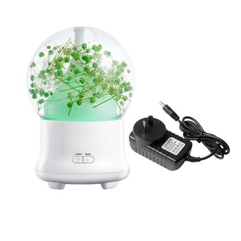 цены Electric Aromatherapy Ultrasonic Humidifier Essential oil Aroma Diffuser Led Mist Maker Fogger Mini Portable Car Air Humidifier
