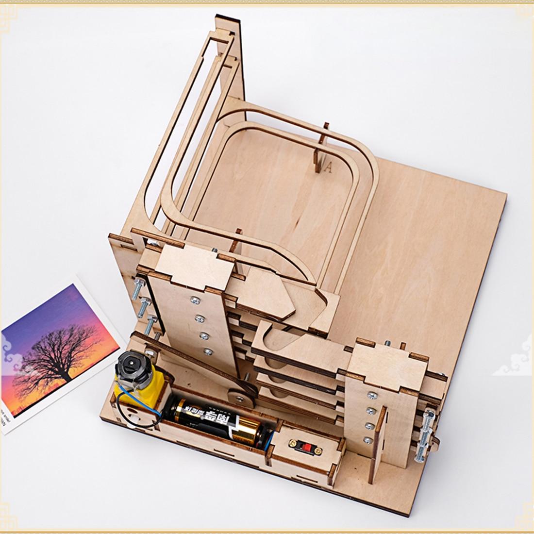H1ab7419458a6409bbd3ef9290c968ea6q - Robotime - DIY Models, DIY Miniature Houses, 3d Wooden Puzzle