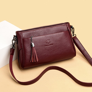 Image 3 - กระเป๋าถือหนังCrossbodyกระเป๋าสำหรับกระเป๋าสตรีสุภาพสตรีกระเป๋าสตรีกระเป๋าถือและกระเป๋าถือคุณภาพสูง
