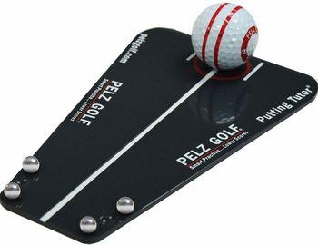 PELZ Golf DP4007 Putting Tutor - A Dave Pelz Short Game (putting) Learning Aid