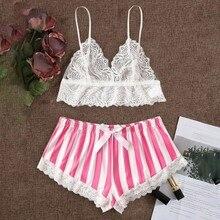 New Sexy Lingerie Set exotic apparel porno Lace Silk lenceria Sexy Underwear Sle