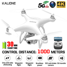 KALIONE K777 Drone GPS WiFi 4K HD ZOOM Camera RC Quadcopter Brushless D