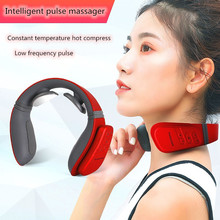 Massage-Instrument Cervical-Massage Neck-Protector Pulse Multifunctional Radio Home Intelligent