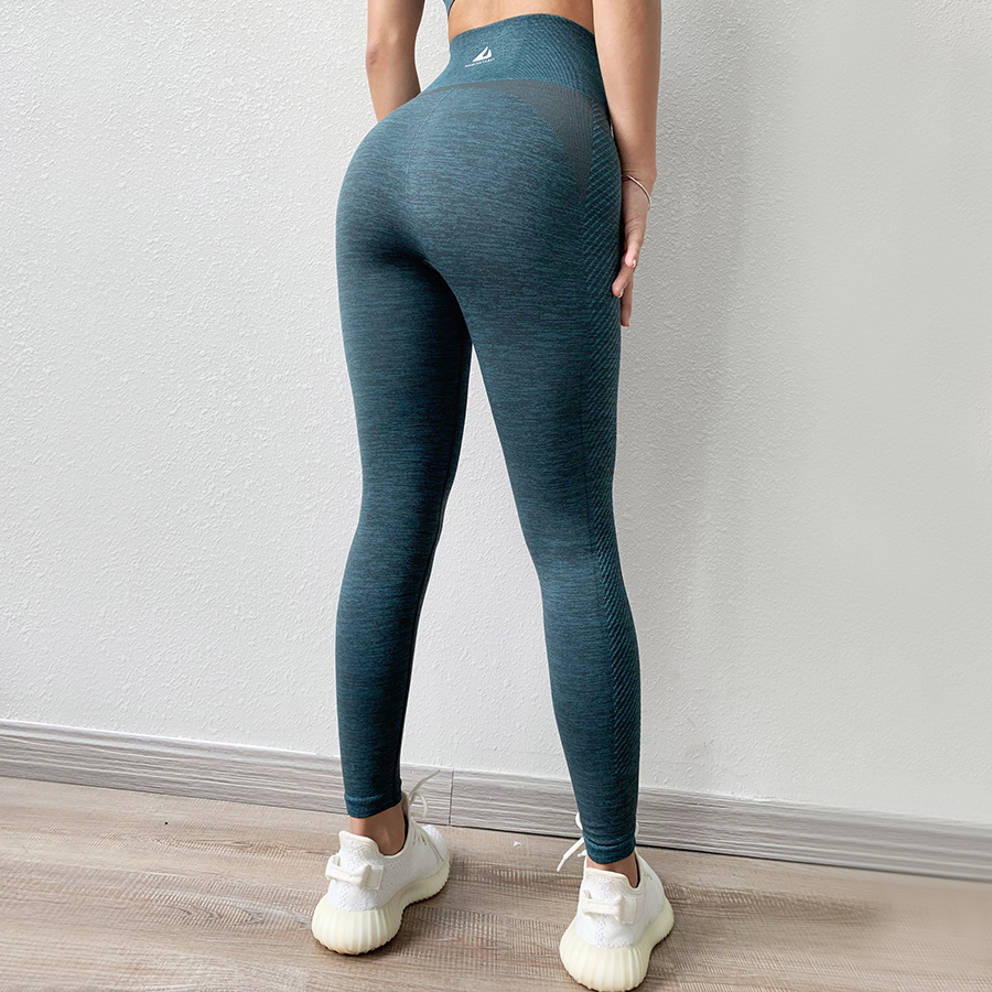 BINAND Seamless Gym Leggings High Waist Yoga Pants Lycra Tights Leggings Sport Women Fitness Slim Workout Sports Pants For Women
