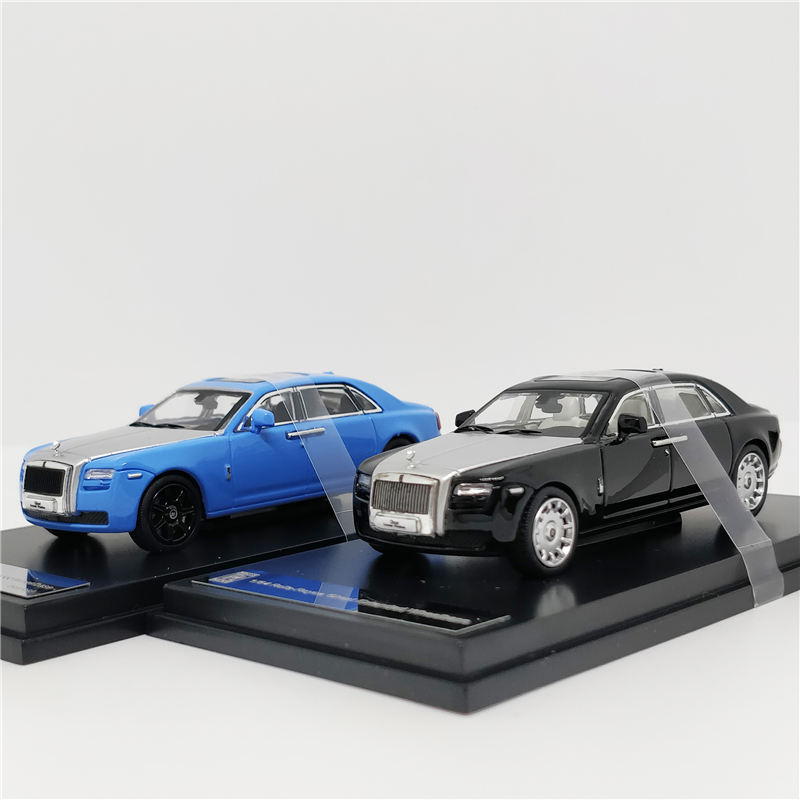 1:64 Rolls Royce Ghost Extended Wheelbase Diecast Model Car