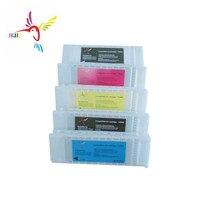 T7081-t7085 700ml 5 farben/set Tinte Patronen für Epson T3080 T5080 T7080 Mit Pigment Tinte T3080 tinte patrone für Epson