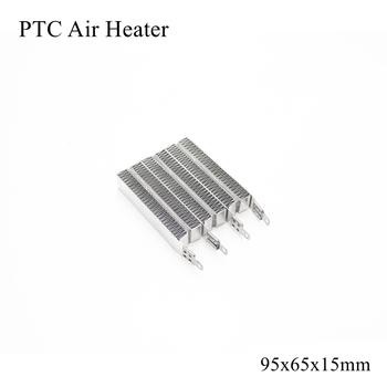 95x65x15mm 220V 900W ogrzewacz PTC ceramiczny termistor ogrzewanie powietrza Mini grzejniki zewnętrzne indukcja akwarium samochód Film płyta tanie i dobre opinie Patio grzejniki Elektryczne Zaopatrzony