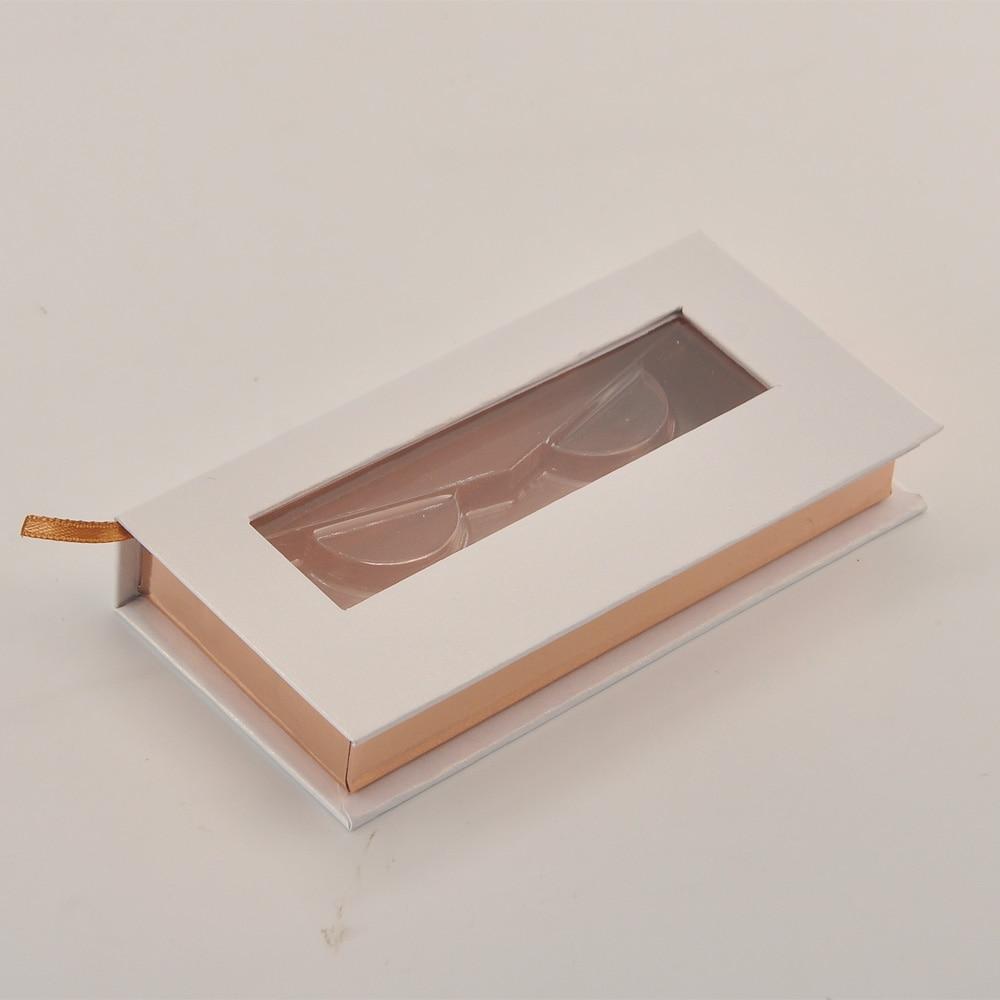 Caixa de embalagem de cílios caixas de