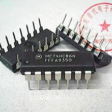5pcs MC74HC86N     74HC86