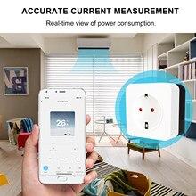 Ar condicionado tomada de parede tomada companheiro compatível melhor do que ir controle remoto compatível com alexa google casa