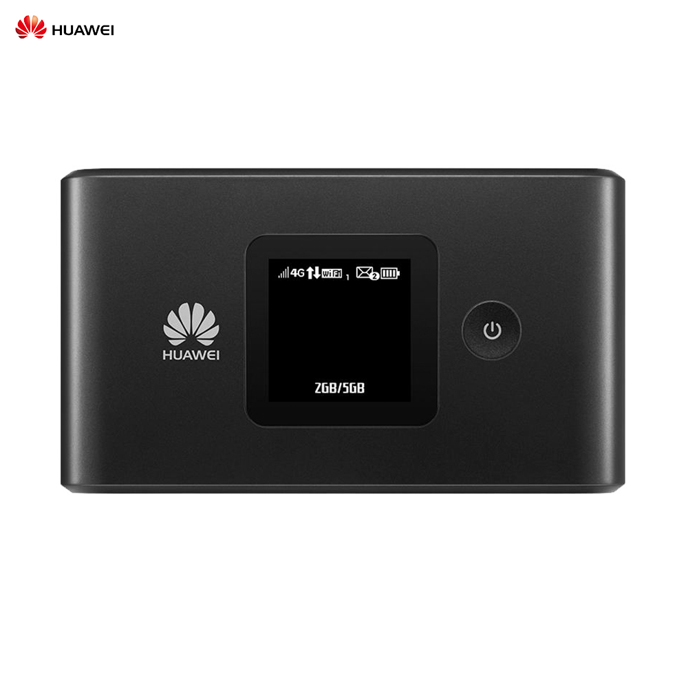 Huawei E5786 4G LTE Cat6 Mobile WiFi Hotspot USB Modem Dual TS9 Panel Antenna