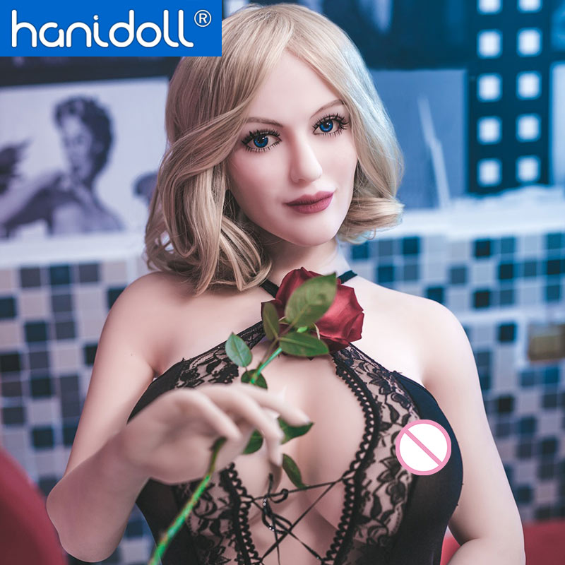 Hanidoll <font><b>Silicone</b></font> <font><b>Sex</b></font> <font><b>Dolls</b></font> <font><b>162cm</b></font> Love <font><b>Doll</b></font> Metal Skeleton TPE Full Sized Realistic Vagina Breast Oral Anal Masturbator <font><b>Sex</b></font> <font><b>doll</b></font> image