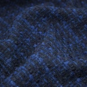 Image 2 - 2019 秋冬紺ソフトツイード生地コートスカートtissuアフリカバザンリッシュgetzner telas織物博物館stoffen tecidoテラ
