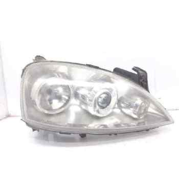 93173252 HEADLIGHT RIGHT OPEL CORSA C