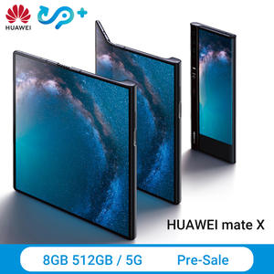 Huawei Hisilicon Kirin 980 Mate-X-Folded Screen 512GB 8GB GSM/CDMA/LTE/.. NFC Supercharge
