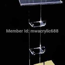 Подставка для мебели,,, красивая акриловая подставка для подиума, акриловый подиум из оргстекла