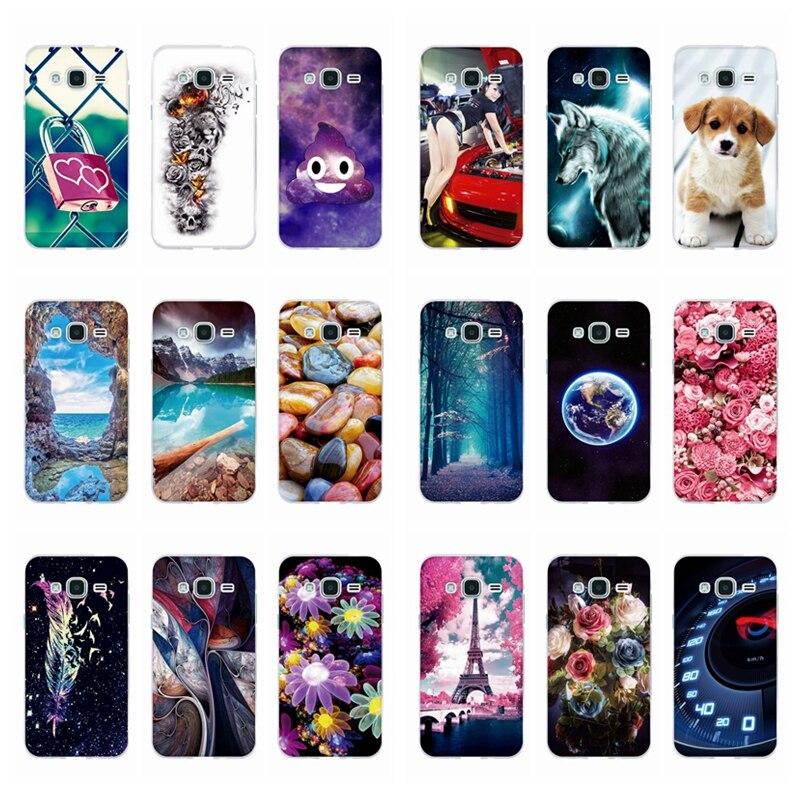 fundas for Samsung Galaxy j1 j J3 j5 2016 Case Cover For Samsung j5 - Բջջային հեռախոսի պարագաներ և պահեստամասեր - Լուսանկար 6