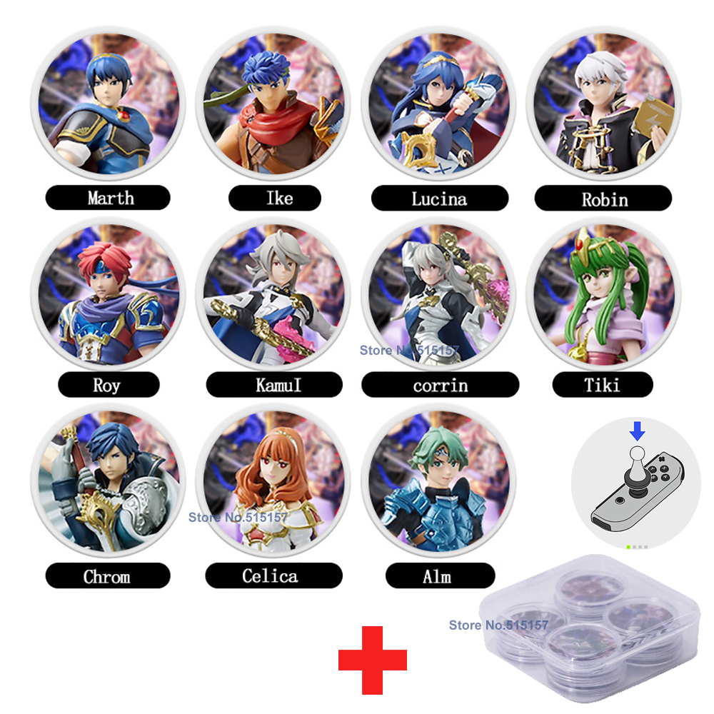 Compatible 11 NFC Game Cards For Fire Three Houses Emblem Game