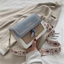 Peeling Leder Umhängetaschen Für Frauen 2020 Kette Schulter Messenger Bag Lady Reise Luxus Handtaschen und Geldbörsen