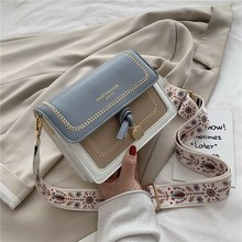 Scrub Leather Crossbody Bags For Women 2020 Chain Shoulder Messenger Bag Lady Travel Luxury Handbags and Purses