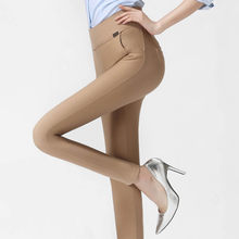 Hoge Taille Leggings Vrouwen Slim Gespannen Bodycon Leggings 3xl Capri Pantalon Femme ete Joggingbroek Pantalon Palazzo(China)