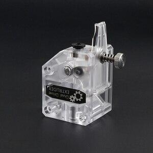 Image 1 - 3D Parti Della Stampante BMG Estrusore Clone Dual Drive Estrusore aggiornamento Bowden estrusore 1.75 millimetri filament per stampante 3d CR10 Ender 3 pro
