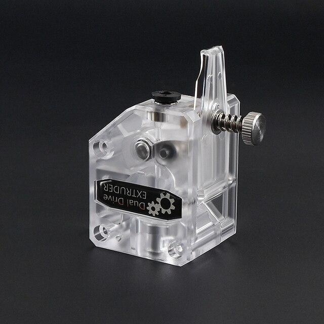 3D Parti Della Stampante BMG Estrusore Clone Dual Drive Estrusore aggiornamento Bowden estrusore 1.75 millimetri filament per stampante 3d CR10 Ender 3 pro