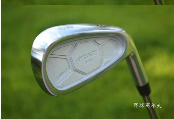 MYSTERY 713 Golf Irons Set 4-P Golf Clubs Steel/ Shaft With Head Cover