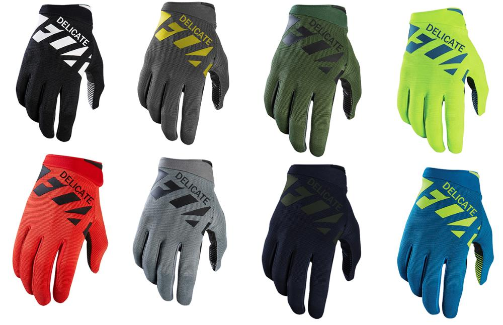 New Arrival Delicate Fox Motorcycle 360 Raner Racing Gloves MTB BMX Bike Motorbike Glove Mens
