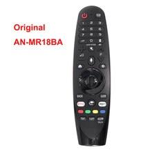 Nuovo originale/genuino AN-MR18BA IR Voice Magic Remote Control per LG 4K UHD Smart TV modello 2018 2019
