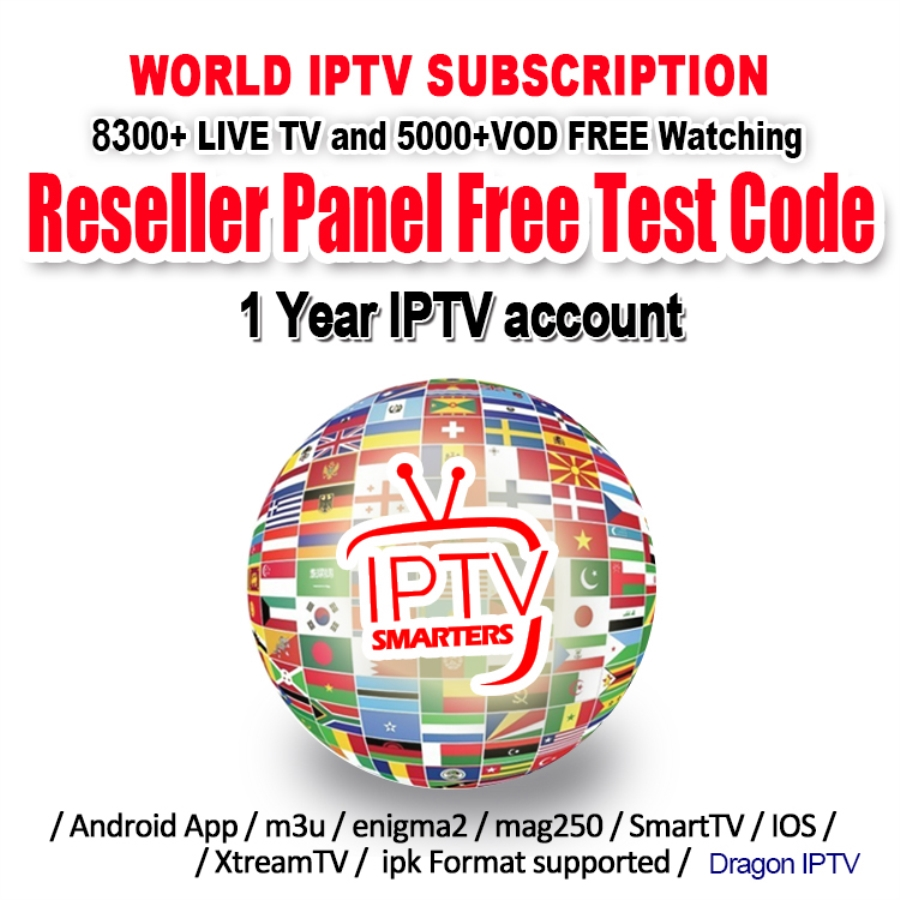 Europe IPTV M3U Subscription Iptv Spain France UK USA Brasil Arabic Dutch Portugal Sweden Poland Sports Smart TV Mag 8300 Live