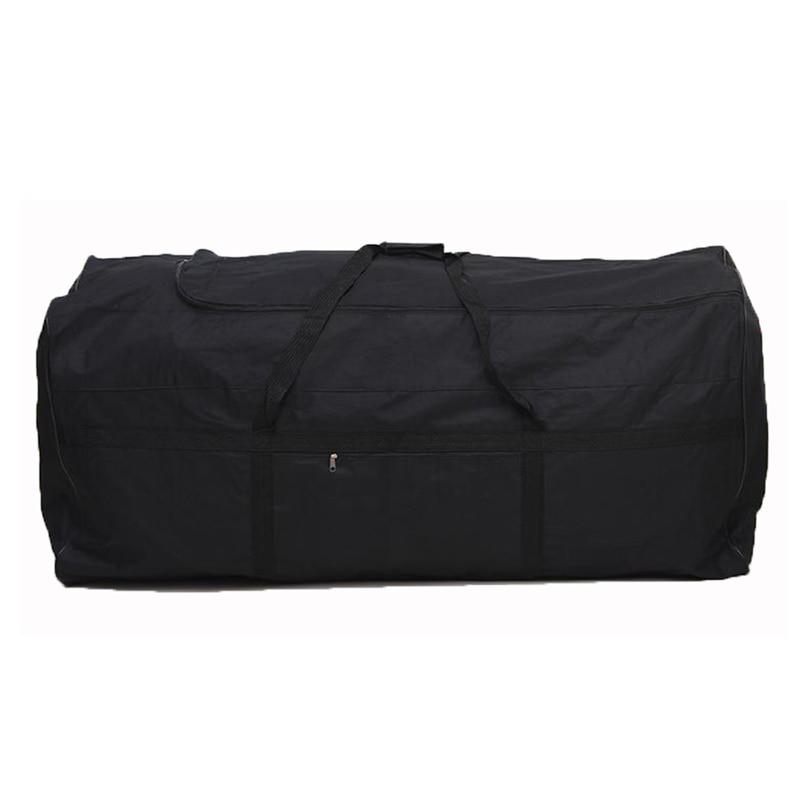 Black Big Bag Travel Bag Multifunction Travel Duffle Bags For Men & Women Large Capacity Portable Travel Bags Hand Luggage