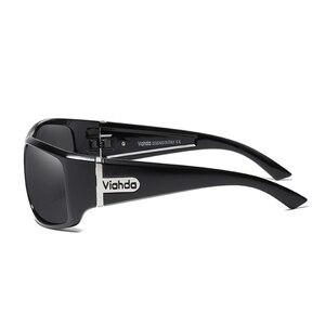 Image 5 - VIAHDA  Men Polarized Sunglasses Driving Sport Sun Glasses Fashion For Men Women   Sun Glasses Travel Male Female  Square Color