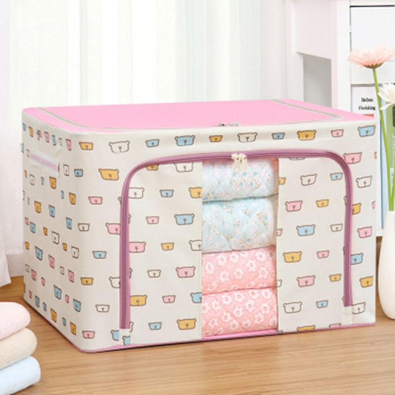 armazenamento para roupas lençóis cama cobertor travesseiro