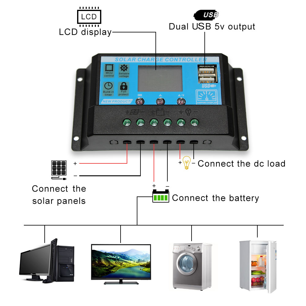 4 pièces 100 watt panneaux solaires haute qualité panneau solaire kit module 100 w flexible panneau solaire 200w 300w pour la maison rv toit bateaux - 3