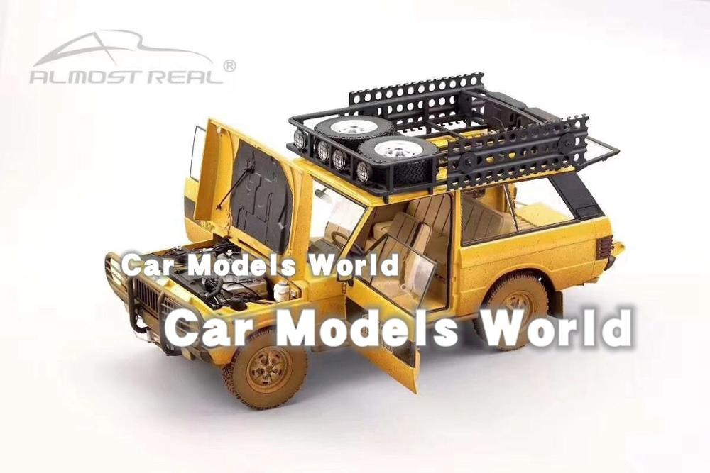 """Image 3 - Diecast Car Model for """"CAMEL TROPHY"""" SUMATRA 1981 Dirty Version 1:18 + SMALL GIFT!!!!Diecasts & Toy Vehicles   -"""