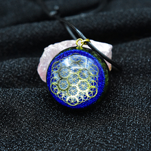 Original Orgon Energy Pendant Kabbalah Fruit Of Life Sacred Symbol Necklace Reiki Jewelry Making For Women Energy Healing