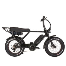 V B08M48V 1000W Bafang super mitte antrieb USA elektrische fett scrambler bike motorrad