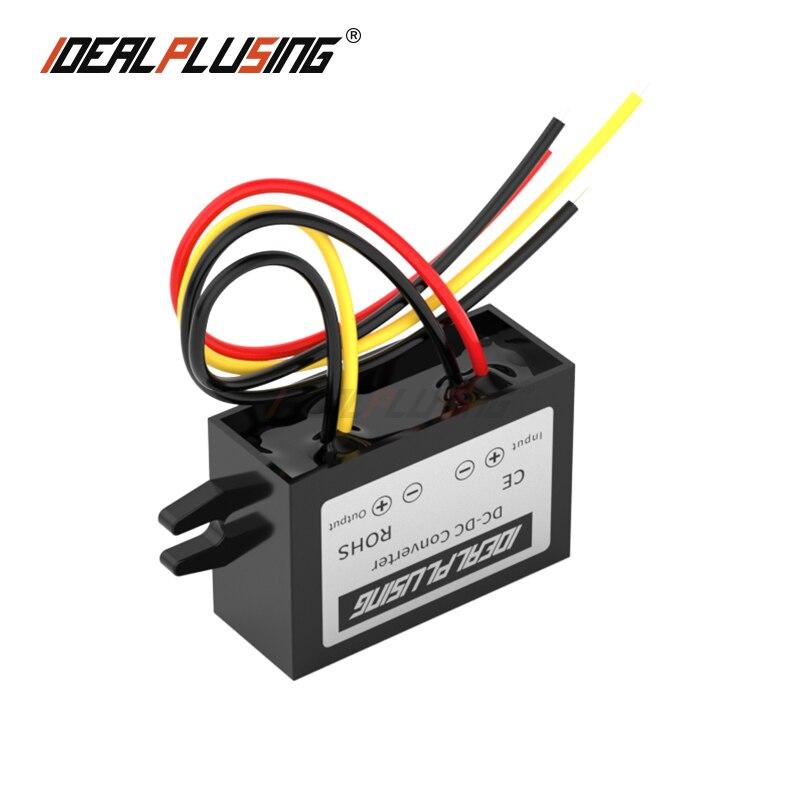 12v a 8.4v conversor 3a 25.2w step down buck conversor para carro led módulo adaptador de alimentação
