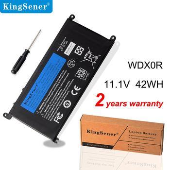 KingSener WDXOR Laptop Battery For Dell Inspiron 14 7000 5567 7560 5767 7472 7460-d1525s 7368 7378 5565 latitude 3488 3580 WDX0R ноутбук dell inspiron 5565 5565 7780