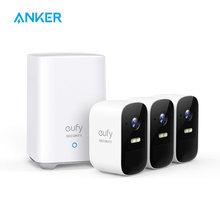 Eufy безопасности eufycam 2c Беспроводной система камер домашней