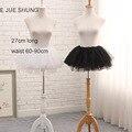 Женская короткая юбка-пачка E JUE SHUNG, бальная юбка для косплея Лолиты, пышная балетная юбка-пачка, рокабилли-кринолин