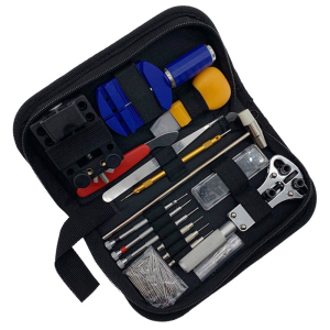 147pcs/set Watch Repair Tool Kit Watch Case Opener Link Remover Screwdriver Repair Tools Kit Watchmaker Tools
