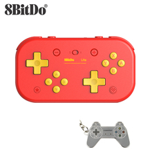 8BitDo Lite Wireless Bluetooth Controller for Nintendo Switch Lite, Nintendo Switch, and Windows   China Red Edition
