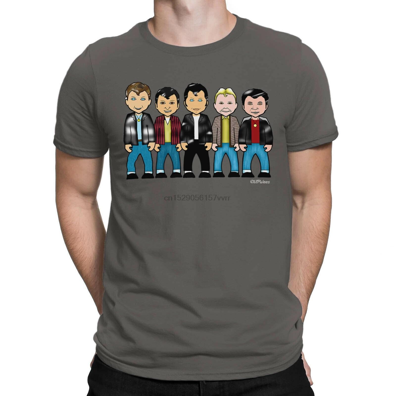 Kids VIPwees T-Shirt Formula 1 Legends Boys Girls F1 Motorsport Racing Gift Top