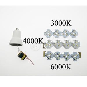 Image 5 - Dimmable Super Bright MINI 3W GU10 MR11 LED หลอดไฟ LED สปอตไลท์สีขาวอุ่นสีขาวเย็นสีขาวธรรมชาติหลอดไฟ LED 3000 K 4000 K 6000 K
